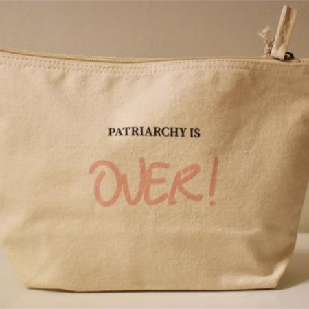 Pochette Patriarchy Is Over